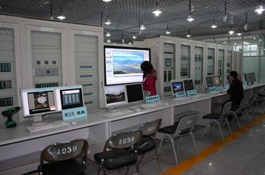 三峡右岸电站监控系统总体技术