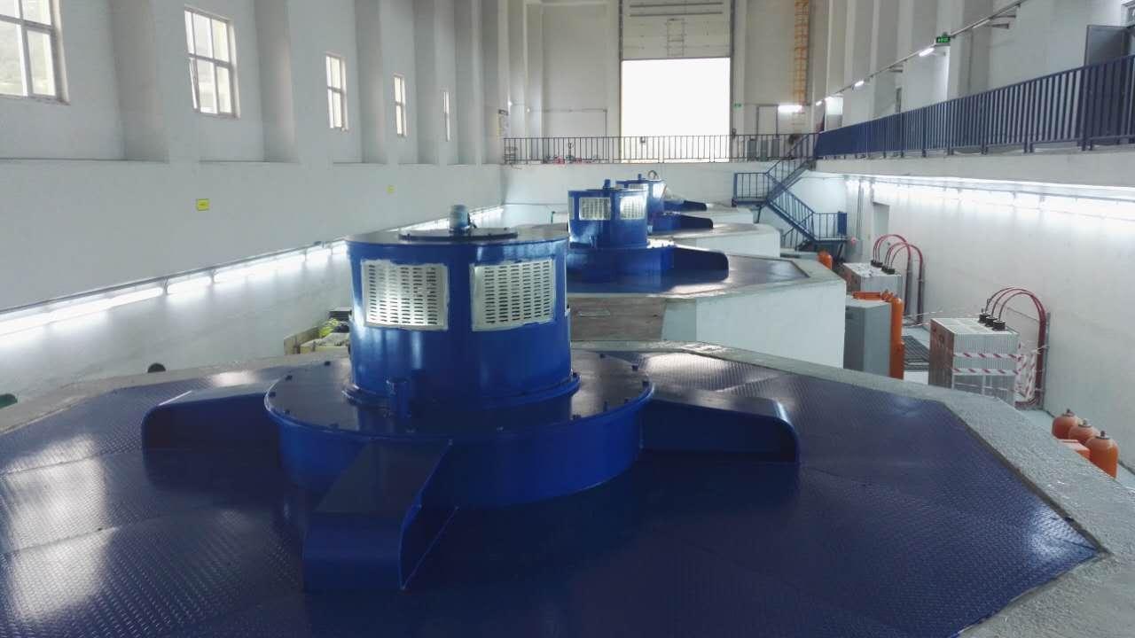 土耳其kozbuku水电站首台机组顺利并网发电